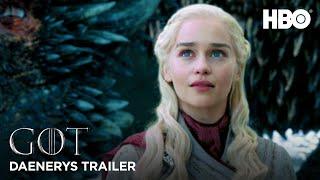 Game of Thrones | Offİcial Daenerys Targaryen Trailer (HBO)