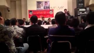 A great speech in Madan Ashrit smrit divas at Tokyo by Sury