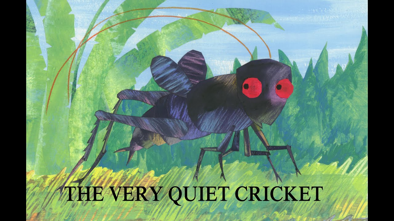 Resultat d'imatges de the very quiet cricket