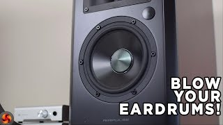AirPulse A200 2.0 Speakers Review - blow your eardrums!