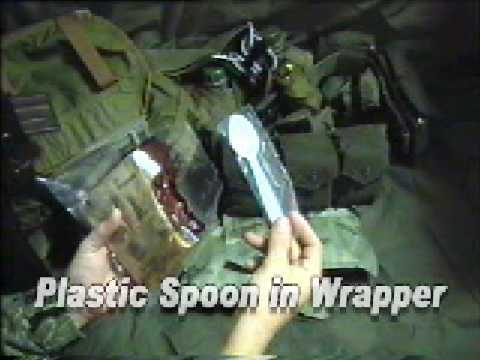 Vietnam LRRP Ration Pack - Reproduction