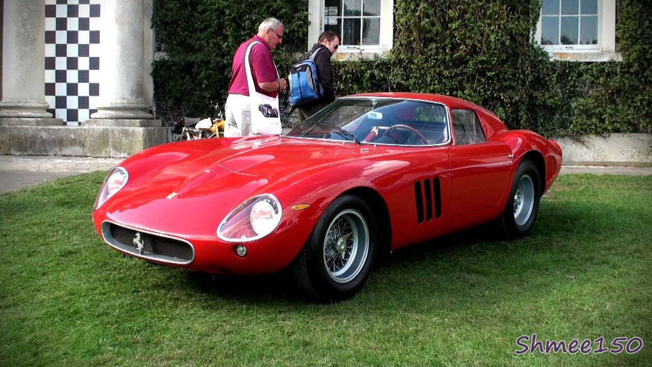 Ferrari 250 Gto Walkaround Of Chris Evans Car Youtube