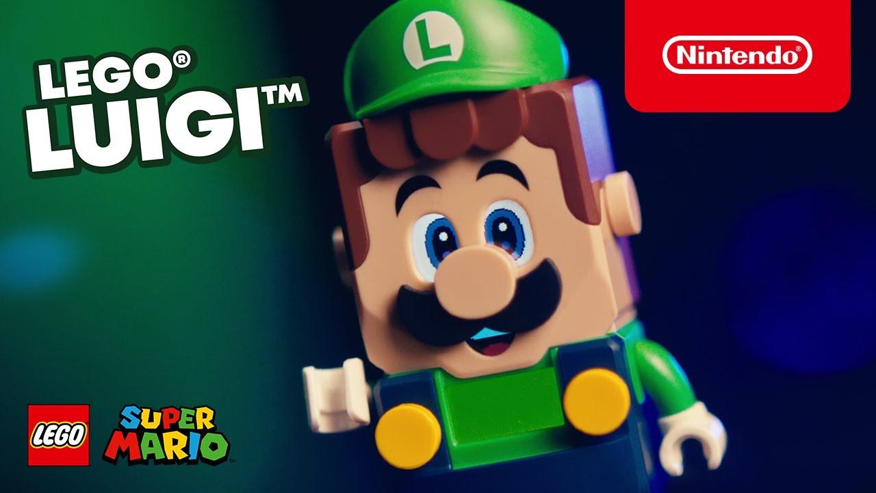 Luigi Starter Course | LEGO Super Mario