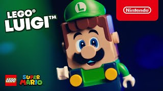 Introducing LEGO Super Mario Adventures with Luigi Starter Course