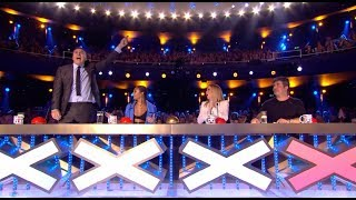 Top most Audition FAILS! | Britain's Got Talent 2018