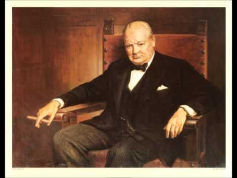 Winston Churchill - Address To Harrow School