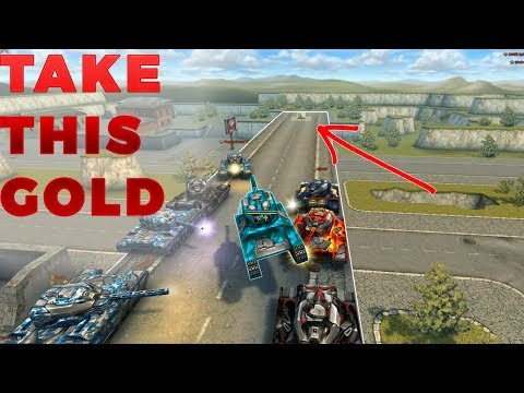 Tanki Online | Can you take this gold? | NEW CHALLANGE