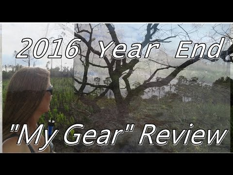 End of 2016 Gear Review: What's still in my bag?
