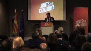 Spain drops international arrest warrants for Carles Puigdemont