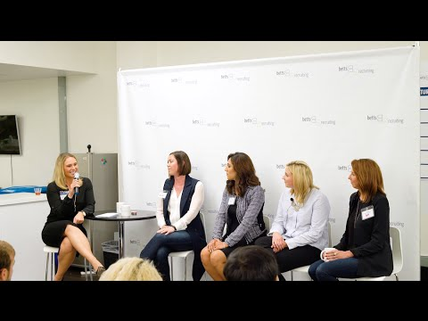Breaking Into Tech Sales: Women Edition Panel Discussion