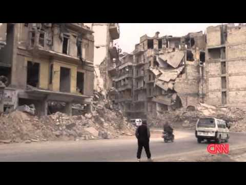 Video: Reporter goes undercover into war-torn Syria
