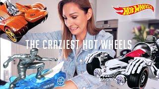 The Craziest Hot Wheels