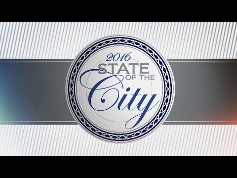 2017 Oklahoma City State of the City Address