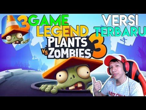 AKHIRNYA Versi Terbaru Game Legenda ini Keluar juga di android ! - Plants Vs Zombies 3 Indonesia - 동영상