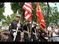 Прием по случаю 240-й годовщины принятия Декларации независимости США