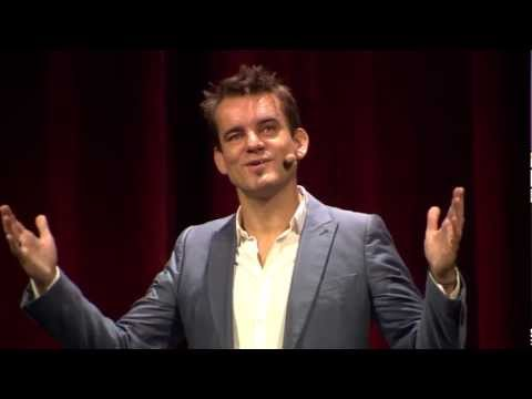 Introspection as a state of motion: Bart Moeyaert at TEDxFlanders