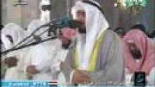 EMOTIONAL recitation by Fahd Al-Kanderi/ Kandari 1428 *NEW*