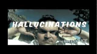 Batsauce - Hallucinations (featuring Lady Daisey)