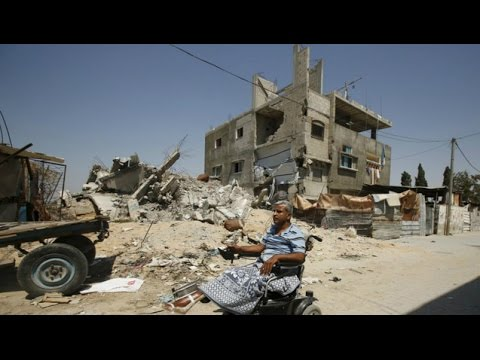 Has the World Abandoned Gaza? Region Remains in Ruins a Year After Deadly Israeli Assault
