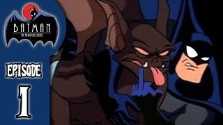 Batman Abridged: Episode 1 (BatBridged Abridged Parody)