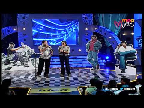 Super Singer 1 Episode 16 : Venu & Manasa Performance ( Vachindi Pala Pitta )