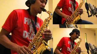Drake ft. Majid Jordan - Hold On We're Going Home - Alto Saxophone by charlez360
