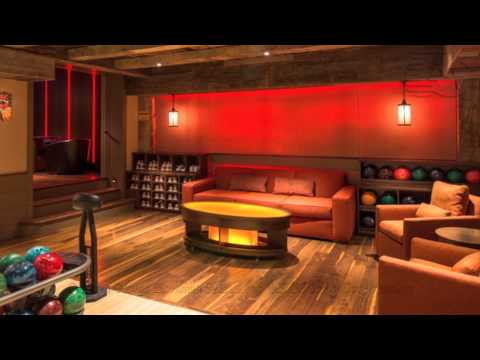 Custom Home Bowling Alley Installations by US Bowling Corporation