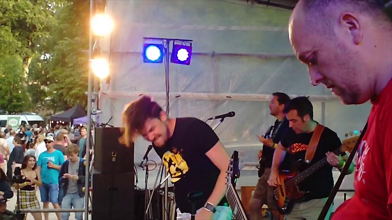 Guns n Roses Cover - Night train by Mighty Sasquatc