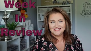 Week In Review..Weekly Favorites | Trish Oliver | BeautyByTrishOliver | Mature Beauty | 50+ Beauty