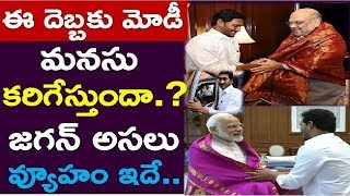 Jagan Using Excellent Strategies To Get Ap Special Status By Pm Modi | Delhi,NithiAyog,Ysrcp