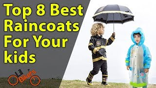 Top 8 best Raincoats For Your Kids