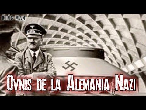 Video Secreto de los Platillos Voladores de la Alemania Nazi (Ovnis)