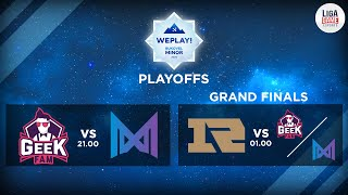 [DOTA 2] RNG vs NIGMA (BO5) - WePlay! Bukovel Minor 2020 Playoffs Grand Finals