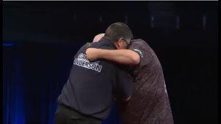2018 Melbourne Darts Masters Round 1 G.Anderson vs Bailey