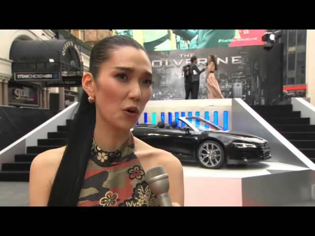 The Wolverine: Filmpremiere mit dem Audi R8 Spyder