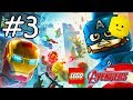 LEGO Marvel Avengers Cartoon Game Videos for Kids - Superheroes Video Games for Children #3