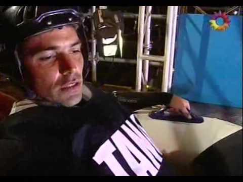 """Joaquin Cueto Rua en Hombre al Agua 2º FINAL """"TATO"""""""