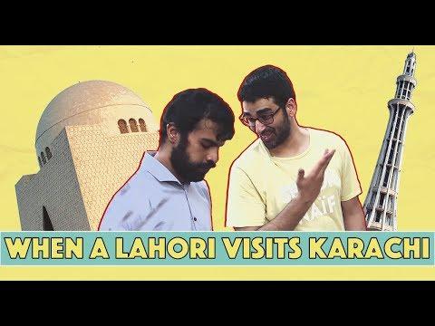 When a Lahori Visits Karachi (Part 1)   MangoBaaz