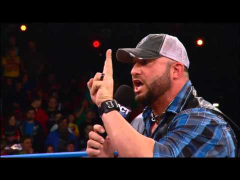 Bully Ray has Something to Give his Wife Brooke Hogan...  April 4, 2013