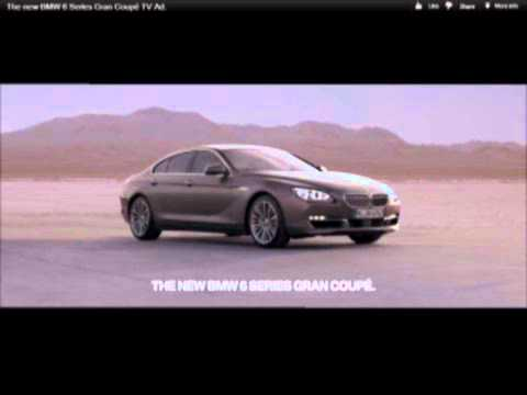 BMW 6 Commercial Song (2012)