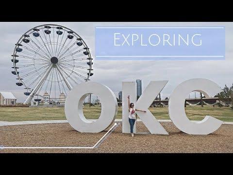 Exploring OKC !!