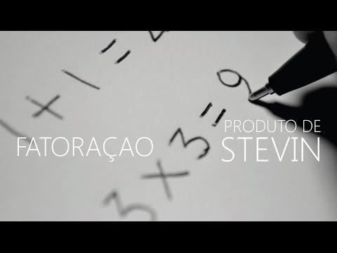 Fatoração: Produto de Stevin