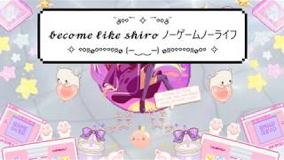this subliminal will give you ʕ/ ·ᴥ·ʔ/ ♡ have clear soft milky white skin ♡ ♡ have long messy white hair with a pale blue, purple, pink, green, and yellow tint...