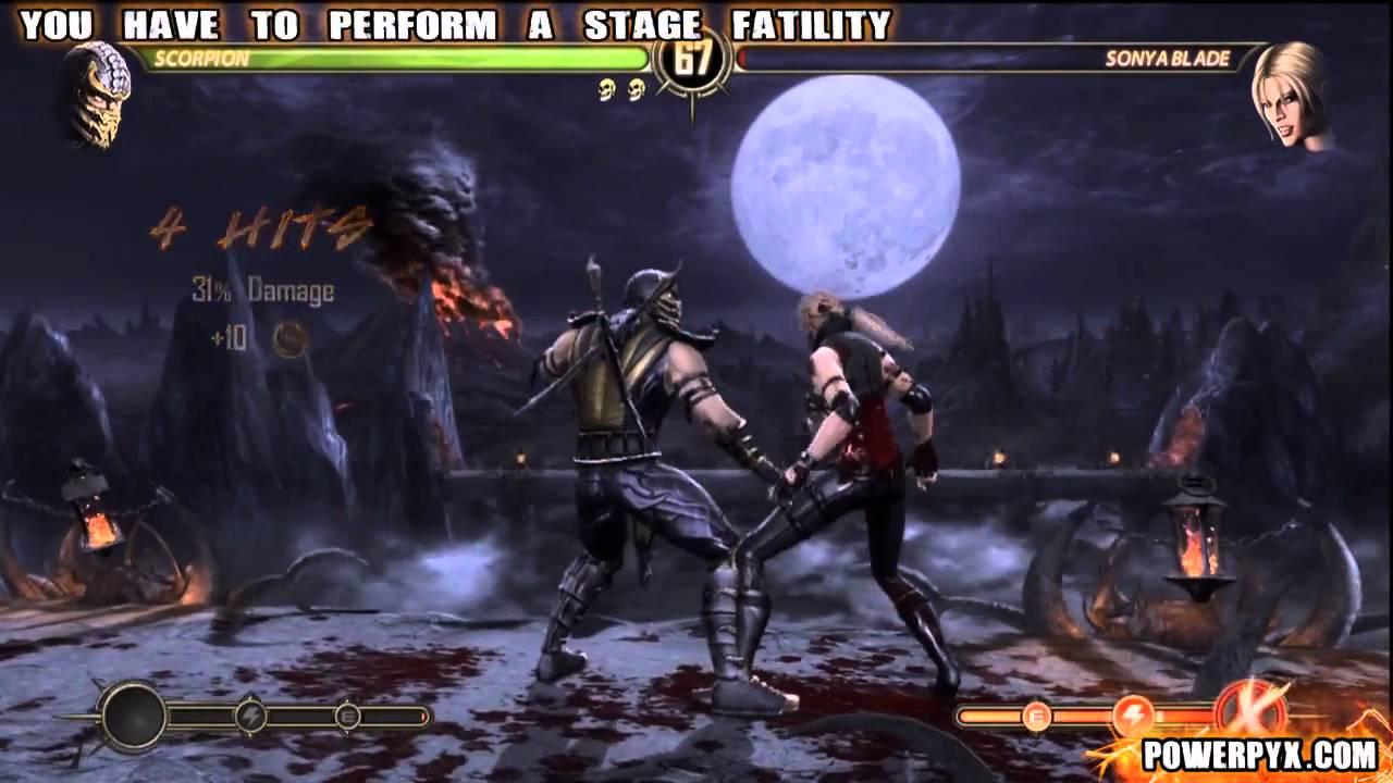 Mortal Kombat Achievement Guide & Road Map - XboxAchievements com