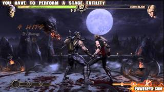 Mortal Kombat - Hidden Kombatant 3 (Pit Master Trophy / Achievement Guide)