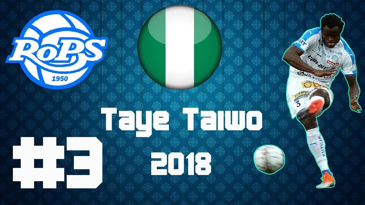 Download RoPS 2018: #3 Taye Taiwo (Highlights)