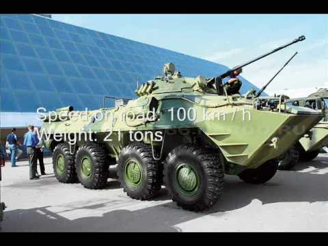 BTR-90 of Russia Army , Best ...    (part 13)