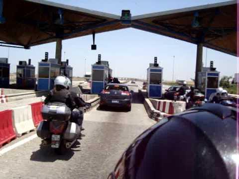 Auto-estrada de Casablanca/Rabat