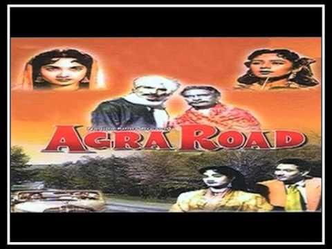 DUNIYA KI NAZAR HAI BURI - MOHD RAFI & GEETA DUTT FILM AGRA ROAD (1957)  ... RADIO RECORDING
