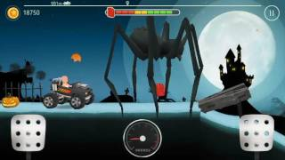 Prime Peaks Game - Monster Racing in Easy one and Halloween